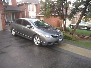 Amazing 2006 Civic -Sunroof- Winter tires- Etest Certified