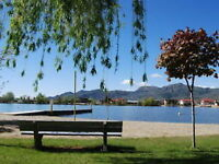 RV site for long term lease in Paradise Park Osoyoos