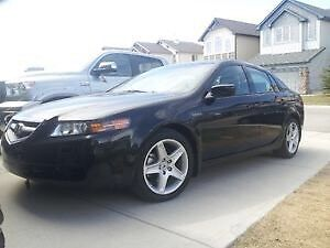 2004 Acura TL fully loaded *LOW KMS*