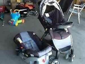 GRACO Carseat & Stroller