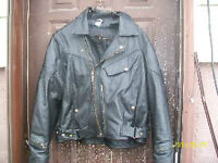 2 Motorcycle jackets