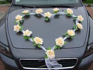 Autoschmuck für Hochzeiten günstig online kaufen bei eBay
