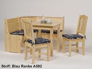 eckbank holz m bel ebay. Black Bedroom Furniture Sets. Home Design Ideas