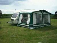 Swift challenger with awning and all accessories. Can deliver.