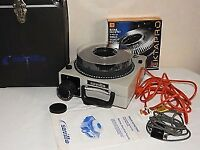 Saville Proslide Solo 35mm Slide Projector, Accessories & Carry Case