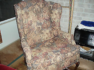 WING CHAIR FOR SALE London Ontario image 1