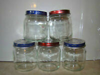 empty baby food jars wanted