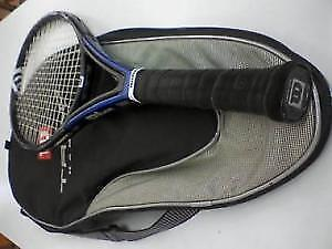 Wilson Triad 4.0 Tennis Racquet Excellent Preowned Condition
