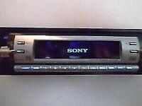 SONY CDX-RA650 CD/MP3/WMA/RADIO CAR MEDIA PLAYER - BRAND NEW CONDITION!