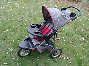Baby Trend Expedition Stroller & Car Seat