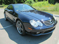 2005 Mercedes-Benz SL-Class 5.5L AMG Coupe (2 door)