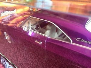 Hot Wheels Team Baurtwell 1969 Dodge Charger R/T. ONLY 100$..... London Ontario image 2