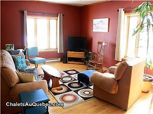 3 bedroom fully furnished house for rent- Gaspe QC (Douglastown)
