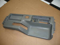 88-93 FORD MUSTANG CENTER CONSOLE PLASTIC