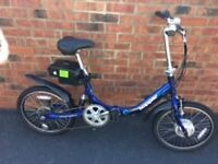 Hopper Shopper Electric Bike
