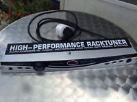 behringer tuner btr2000 guitar bass and instrument chromatic rack mount tuner