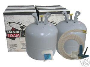 Handi-foam Spray Foam Insulation 5 605 Kits 3025 Bf
