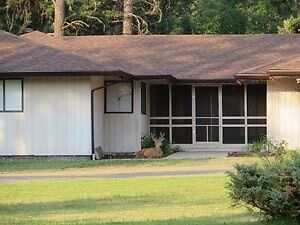 Large Family Ranch Style House on 2 Acre Corner Lot