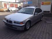 BMW E36 Compact Tuning