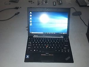 Refurbished Lenovo X120e Amd 1.6ghz, 4gb, 750gb