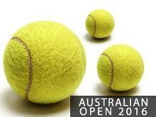 Australian Open 2016 Tennis Ticket Women Semi Final Melbourne CBD Melbourne City Preview