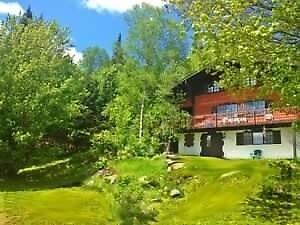 Swiss Chalet Spa