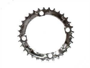 CHAINRING 32T Shimano DEORE FCM532 32T Middle SILVER Y1J89807