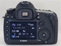 Canon EOS 5D Mark lll Body only shutter count 5435