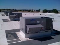 Commercial/Residential Hvac-Rooftop-Air-Rental-Finance-Purchase