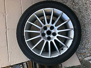 "Mags chrysler 18"" 5x114.3x18"