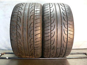 195/60R16 set of 2 Dunlop Used(inst.bal.incl)70% tread left