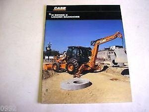 Brochures en francais Case équipement lourd