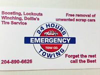 FORGET THE REST AND CALL THE BEST- 24/7- 204-890-6626