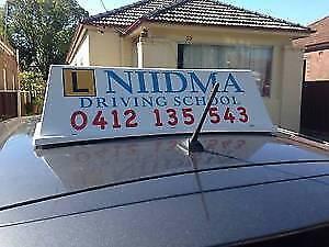 NIIDMA DRIVING SCHOOL-Quality Training Instructor in Canterbury Canterbury Canterbury Area Preview