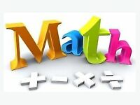 Math One-on-One Private Tutor - Starting at Low Rate $$$