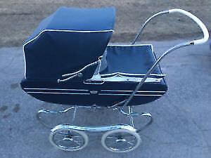 Vintage Gendron Baby Pram