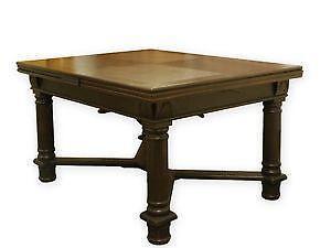 antiker tisch ebay. Black Bedroom Furniture Sets. Home Design Ideas