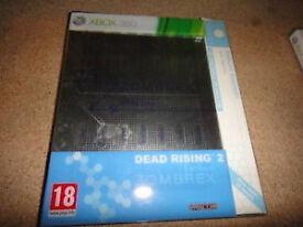 Xbox 360 game Dead Rising 2 - Zombrex Steelbook Edition (Xbox 360)