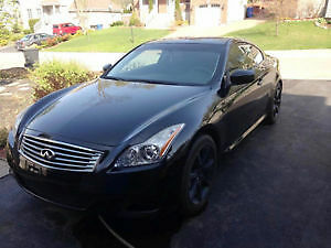 2008 Infiniti G37S Coupe (2 door)