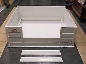 Dog whelping box, ( puppy box ) breeding box