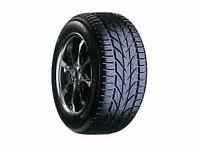 Four winter tires Toyo snowprox S953 225/45/18