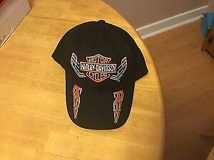 brand new harley davidson hat $15 fits all sizes ,