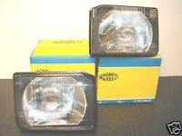 Land Rover Discovery 2 LHD headlights