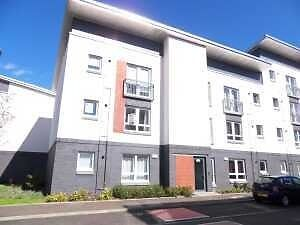 Modern 2 Bedroom 1st floor Flat next to Braehead Shopping Center Avail 27th Dec 16