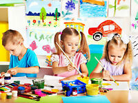 Childcare Center, Garderie Daycare Service For Kids Baby 7$/day