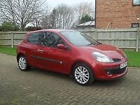 2007 RENAULT CLIO DYNAMIQUE S DCI 1.5,,57 REG,,FULL SERVICE HISTORY,,GREAT CAR