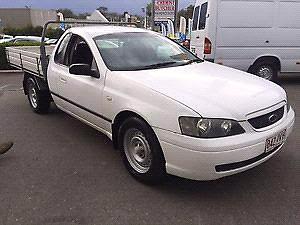 2005 ford falcon ute alloy tray auto unregistered Green Valley Liverpool Area Preview