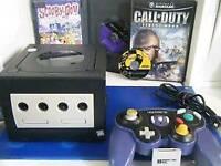 Retro gamecube console