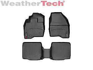 Ford Explorer Sport 2016-2018 WeatherTech Floor Mats
