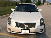 2007 Cadillac CTS *trades looking for 4x4 truck*